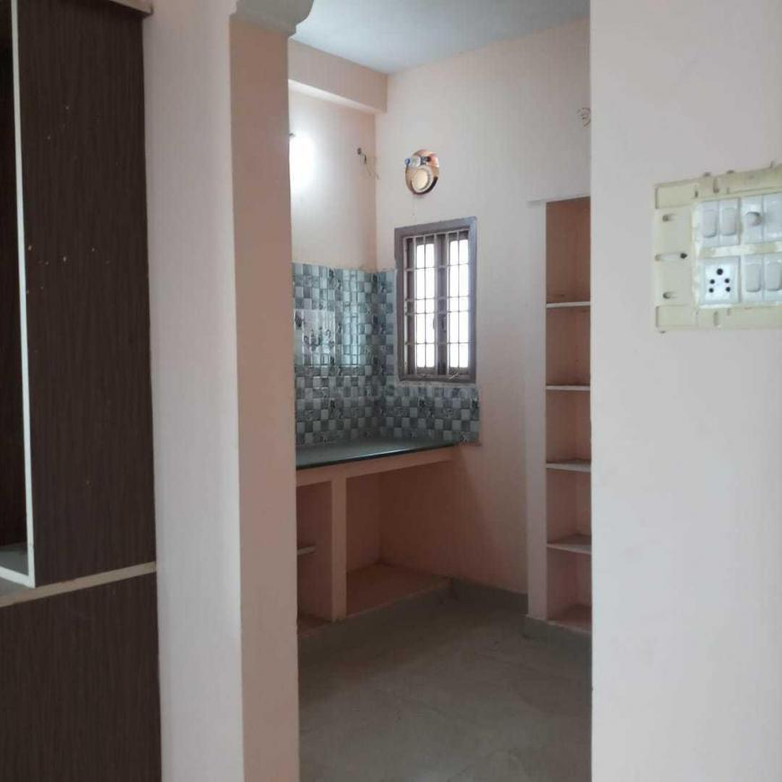 Kitchen Image of 560 Sq.ft 1 BHK Independent House for buy in Kolathur for 3800000