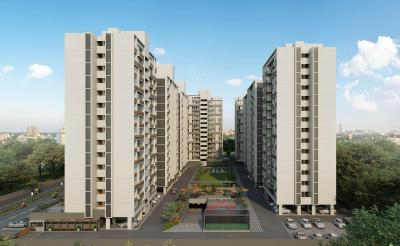 Gallery Cover Image of 1175 Sq.ft 2 BHK Apartment for buy in Sun Southrayz, Bopal for 3642500