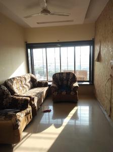 Gallery Cover Image of 750 Sq.ft 2 BHK Apartment for rent in Radha Sadan, Sion for 45000