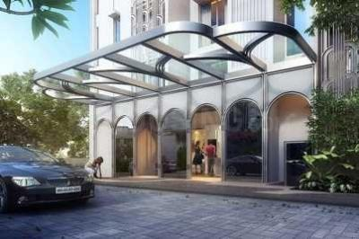 Gallery Cover Image of 650 Sq.ft 1 BHK Apartment for buy in Lodha Bel Air, Jogeshwari West for 11000000