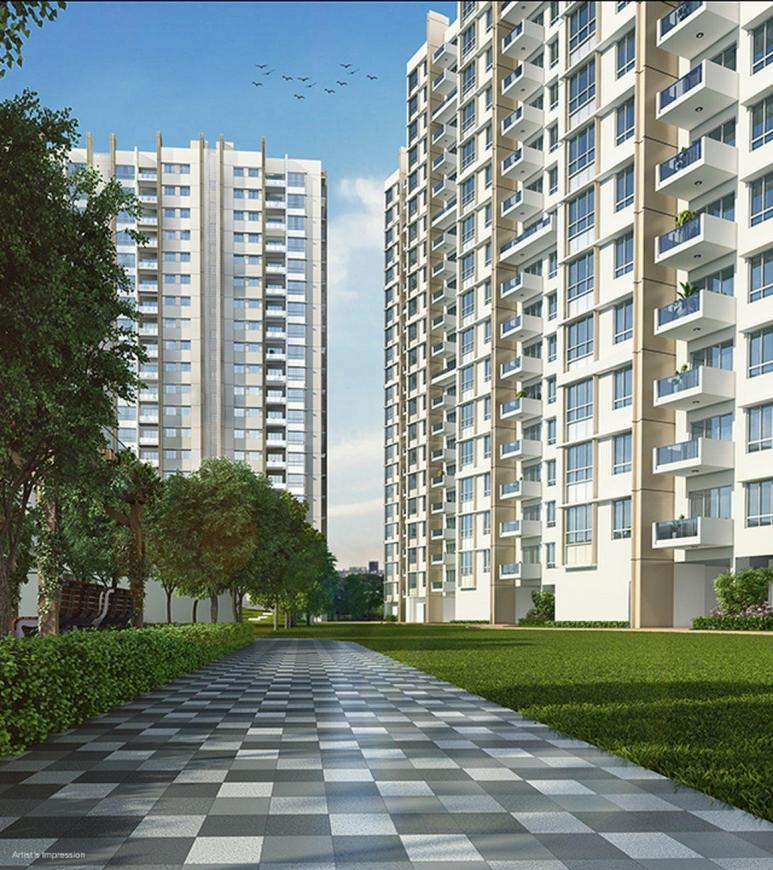 Building Image of 1422 Sq.ft 3 BHK Apartment for buy in Powai for 29700000