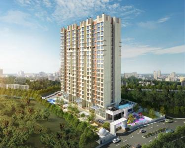 Gallery Cover Image of 581 Sq.ft 1 BHK Apartment for buy in Bhandup West for 7500000