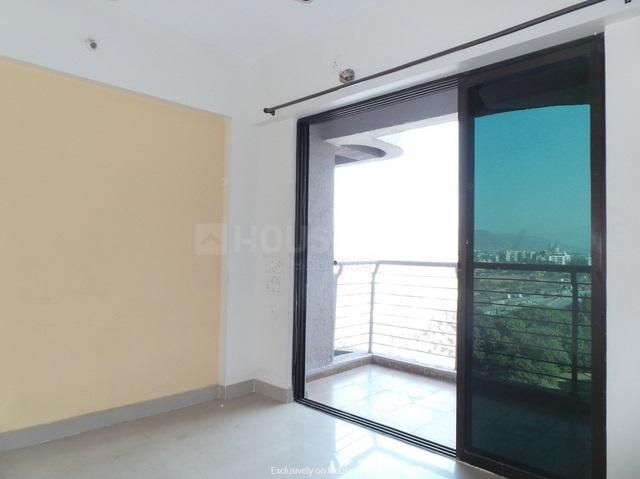 Living Room Image of 685 Sq.ft 1 BHK Apartment for rent in Kamothe for 12000
