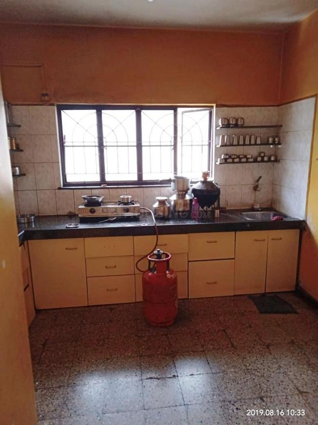 Kitchen Image of 573 Sq.ft 1 BHK Apartment for buy in Panchavati for 2000000