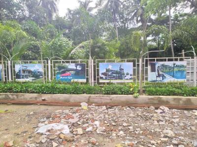 Gallery Cover Image of  Sq.ft Residential Plot for buy in Paschim Barisha for 500000