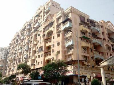 Gallery Cover Image of 600 Sq.ft 1 BHK Apartment for rent in Haware Gulmohar, Kharghar for 14000