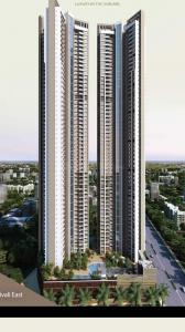 Gallery Cover Image of 1200 Sq.ft 2 BHK Apartment for rent in Shapoorji Pallonji Alpine, Kandivali East for 45000