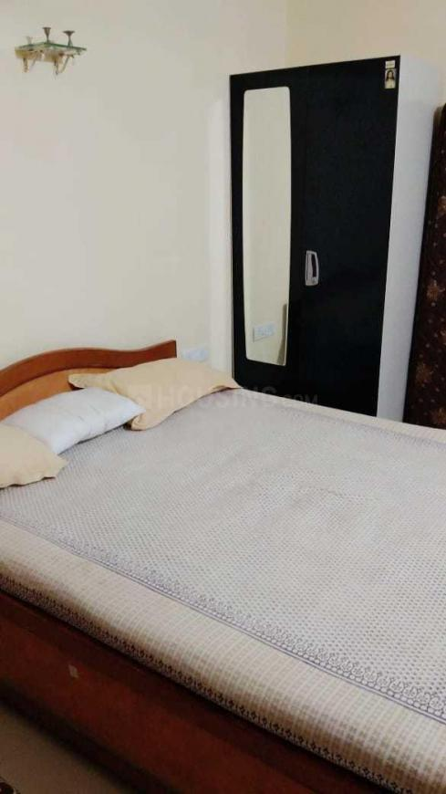 Bedroom Image of 650 Sq.ft 1 BHK Apartment for rent in Goregaon East for 30000