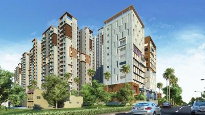 Gallery Cover Image of 1550 Sq.ft 3 BHK Apartment for buy in Salarpuria Sattva Magnus, Toli Chowki for 12000000