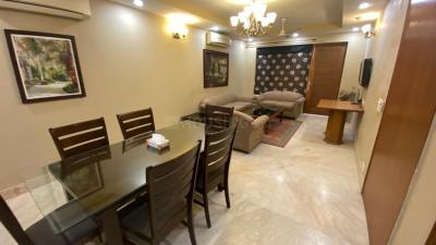 Gallery Cover Image of 3150 Sq.ft 4 BHK Independent Floor for rent in South Extension I for 120000
