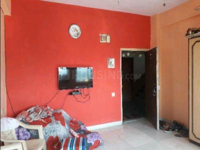 Gallery Cover Image of 675 Sq.ft 1 BHK Apartment for rent in Kopar Khairane for 19000