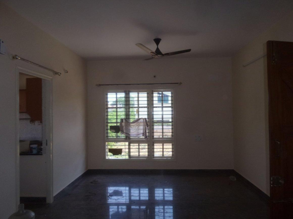 Living Room Image of 1000 Sq.ft 2 BHK Apartment for rent in Syndicate Bank Employees Housing Society Layout for 14000