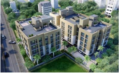 Gallery Cover Image of 1260 Sq.ft 3 BHK Apartment for buy in Liberty Flora Garden, Ultadanga for 7500000