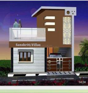Brochure Image of 770 Sq.ft 2 BHK Independent House for buy in Crossings Republik for 2750000