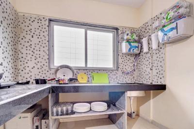 Kitchen Image of Oyo Life Pun628 Hinjewadi Phase 3 in Maan