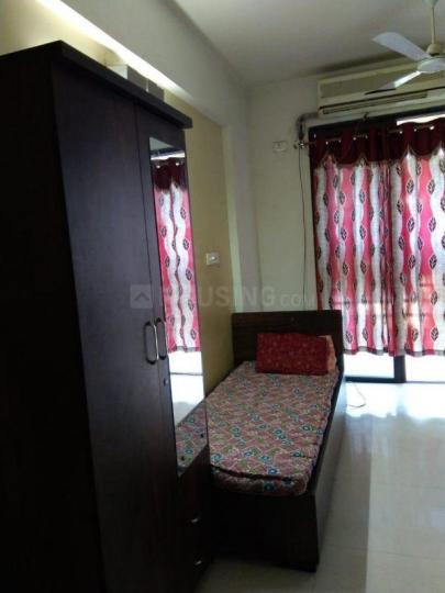 वेजलपुर में उमा पीजी के बेडरूम की तस्वीर