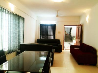 Gallery Cover Image of 1000 Sq.ft 2 BHK Apartment for rent in Velachery for 40000