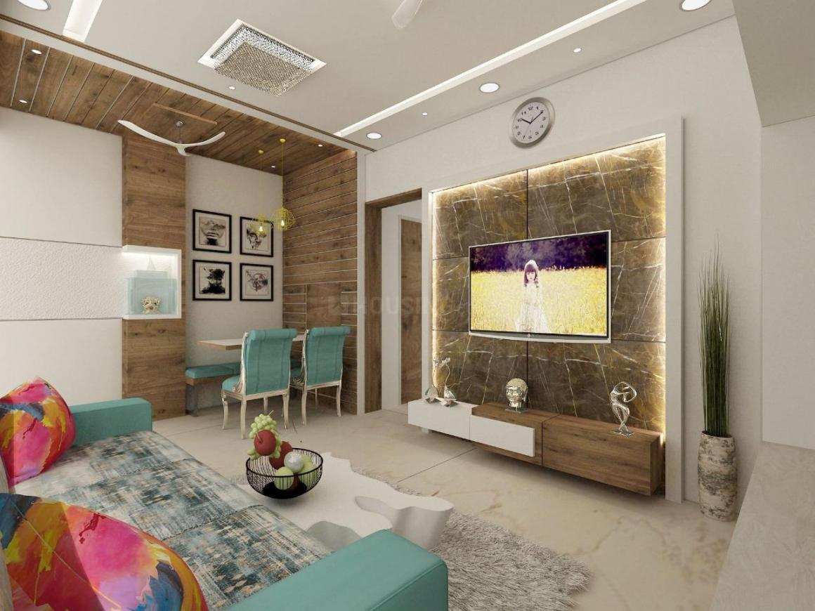 Living Room Image of 800 Sq.ft 2 BHK Apartment for buy in Sion for 25400000