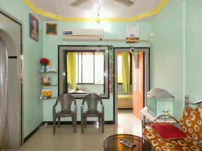 Gallery Cover Image of 600 Sq.ft 1 BHK Apartment for buy in Kalu Nagar for 5000000