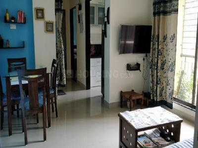 Gallery Cover Image of 585 Sq.ft 1 BHK Apartment for rent in Hubtown Gardenia, Mira Road East for 15000