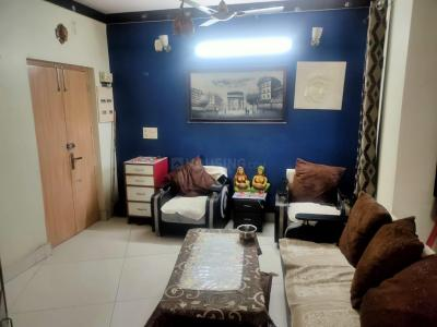 Hall Image of 1900 Sq.ft 2 BHK Apartment for rent in Batukji Apartments CGHS, Sector 3 Dwarka for 30000
