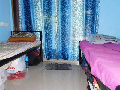 समीक्षा पेइंग गेस्ट सेरविसेस इन वाशी के बेडरूम की तस्वीर