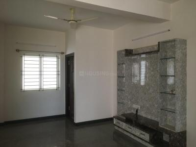 Gallery Cover Image of 1000 Sq.ft 2 BHK Apartment for rent in Hebbal Kempapura for 14500