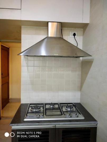 Kitchen Image of 1600 Sq.ft 3 BHK Apartment for rent in Jadavpur for 55000