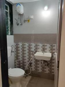 Common Bathroom Image of My Home Accommodation in Bhandup West