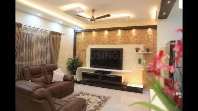 Gallery Cover Image of 1800 Sq.ft 3 BHK Independent Floor for rent in Vasant Kunj for 45000