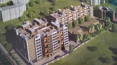 Gallery Cover Image of 740 Sq.ft 1 BHK Apartment for buy in Vastu Swapnapurti Residency, Badlapur East for 2991000