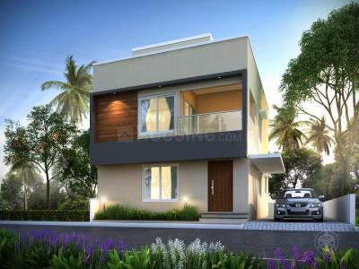 Gallery Cover Image of 809 Sq.ft 2 BHK Villa for buy in Alliance Humming Gardens Villas, Kazhipattur for 7800000