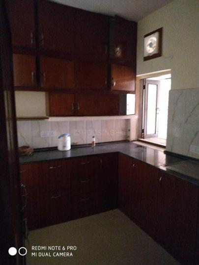 Kitchen Image of 1800 Sq.ft 3 BHK Independent Floor for rent in Vikaspuri for 30000