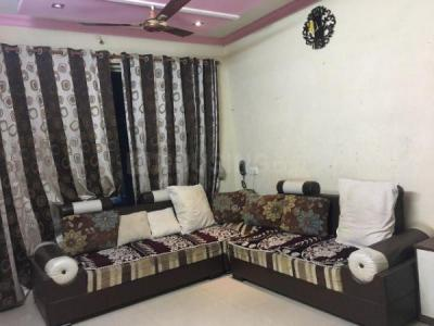 Gallery Cover Image of 600 Sq.ft 1 BHK Apartment for rent in Kshitij, Goregaon East for 27000