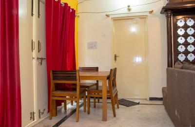 Dining Room Image of 105 - Krishna Villa Apartment in JP Nagar