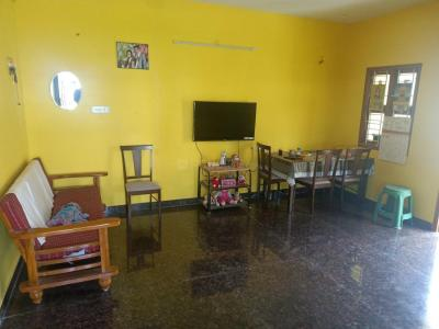 Gallery Cover Image of 1200 Sq.ft 1 BHK Independent House for rent in Madipakkam for 7000