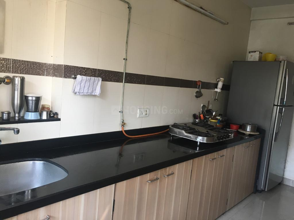 Kitchen Image of 1200 Sq.ft 2 BHK Apartment for rent in Andheri West for 80000