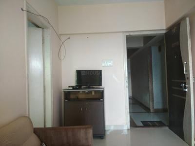 Gallery Cover Image of 540 Sq.ft 1 BHK Apartment for rent in Olympia Tower, Jacob Circle for 35000