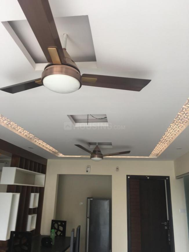 Living Room Image of 1870 Sq.ft 3 BHK Apartment for rent in Nanakram Guda for 65000
