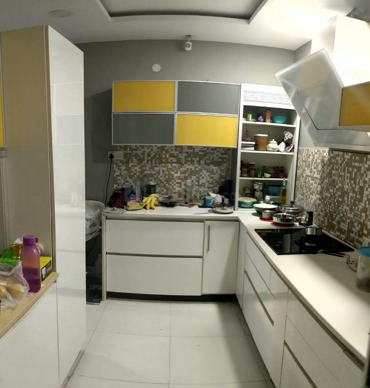 Kitchen Image of 1250 Sq.ft 2 BHK Apartment for buy in Borabanda for 9500000