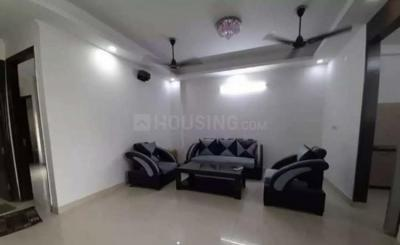 Gallery Cover Image of 900 Sq.ft 2 BHK Apartment for rent in Lakshya Apartment, Ghitorni for 10000