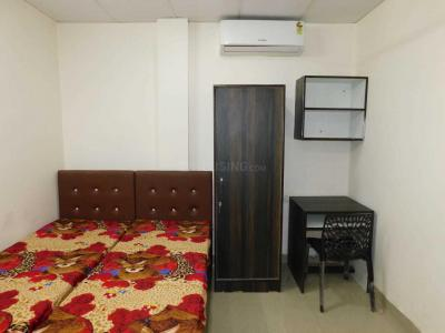 Bedroom Image of Kiara's PG in Kamla Nagar