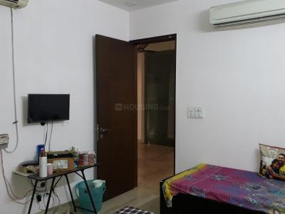 Bedroom Image of Nimanshoo PG in Sector 37
