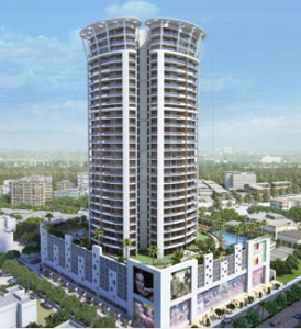 Gallery Cover Image of 1030 Sq.ft 2 BHK Apartment for buy in Kandivali West for 14800000