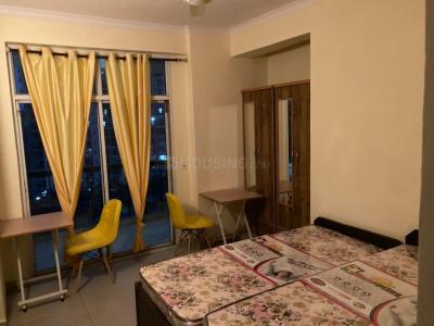 Bedroom Image of Sam Residency in Crossings Republik