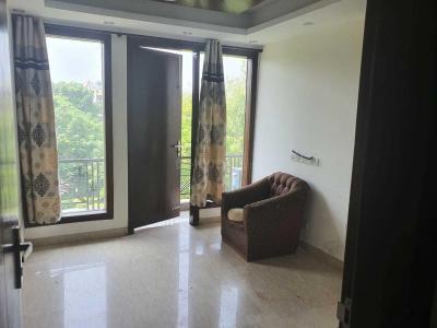 Gallery Cover Image of 1500 Sq.ft 3 BHK Apartment for rent in RWA Block K Lajpat Nagar 2, Lajpat Nagar for 40000