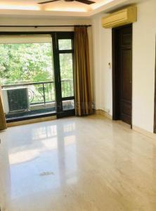 Gallery Cover Image of 4500 Sq.ft 3 BHK Independent Floor for rent in New Friends Colony for 100000