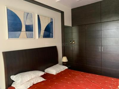 Gallery Cover Image of 2200 Sq.ft 3 BHK Apartment for rent in Prahlad Nagar for 45000