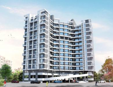 Gallery Cover Image of 720 Sq.ft 1 BHK Apartment for buy in Wakad for 4410000