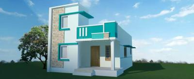 Gallery Cover Image of 850 Sq.ft 2 BHK Independent House for buy in Rathinamangalam for 4200000